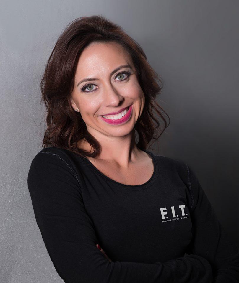 Ruth Riley - founder of Focused Intrinsic Training