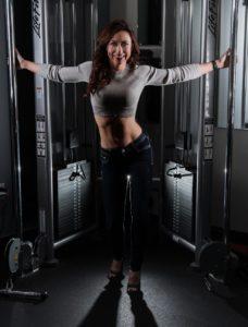 Ruth Riley - Focused Intrinsic Training